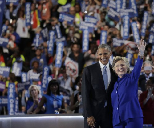 Obama praises Clinton as most qualified presidential candidate in U.S. history