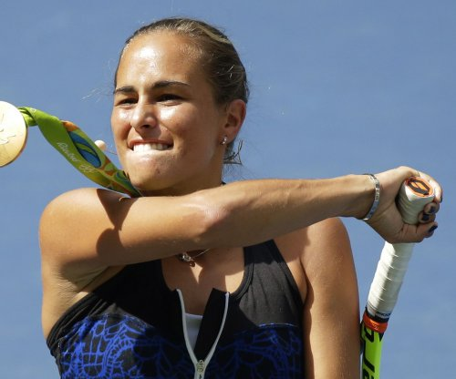 Zheng Saisai upsets Olympic champion Monica Puig at U.S. Open