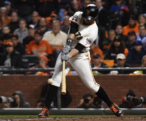 Brandon Belt knocks in three to help San Francisco Giants sweep Pittsburgh Pirates