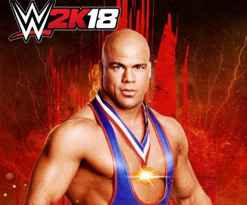 Kurt Angle joins 'WWE 2K18' as a pre-order bonus