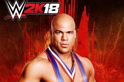 Kurt Angle joins 'WWE 2K18' as a pre-order bonus