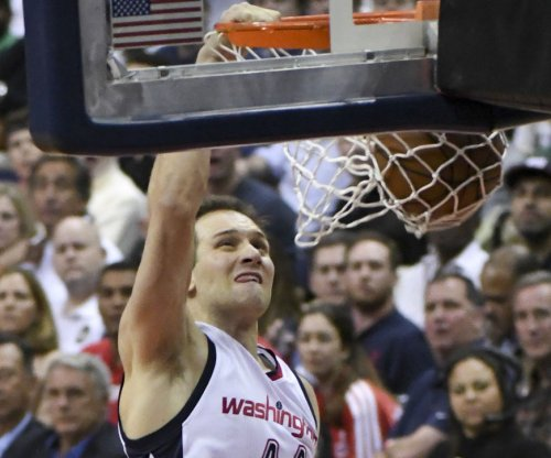 Indiana Pacers officially sign former Washington Wizards forward Bojan Bogdanovic