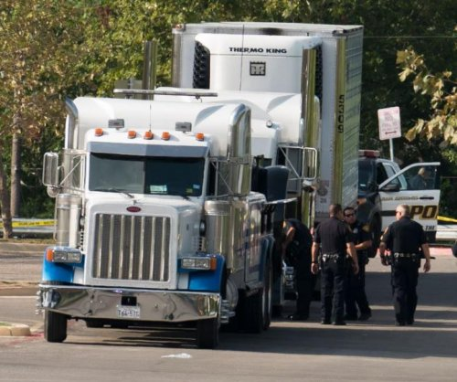 Driver jailed as 9th person smuggled in Texas trailer dies