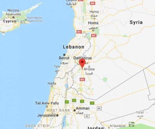 Syria: Israeli missiles hit military base near Damascas