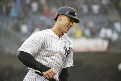 Yankees' Aaron Judge smacks historic moon-shot homer