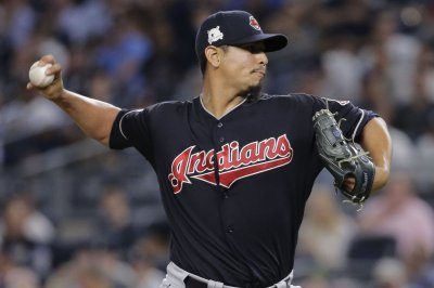 Indians look to close in on division title vs. Blue Jays