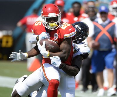 Chiefs' LeSean McCoy has no significant ankle damage