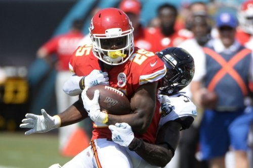 Chiefs' LeSean McCoy has no significant ankle damage