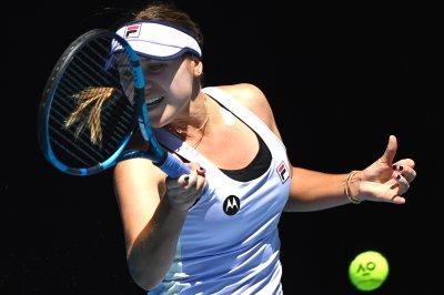 Australian Open: 2020 champ Kenin crumbles; Barty, Nadal advance