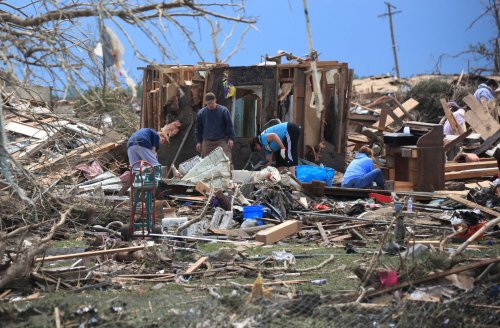 NWS upgrades Oklahoma tornado to EF-5
