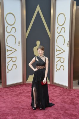 Anna Kendrick 'missed the memo' on Oscars night