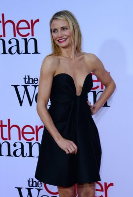 'The Other Woman' steals top box-office spot from 'Captain America'