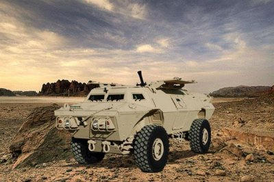 Textron supplying armored combat vehicles to Bulgaria