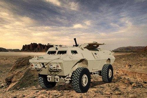 Textron supplying armored combat vehicles to Bulgaria