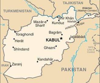 More than 50 people dead after landslide buries Afghan village