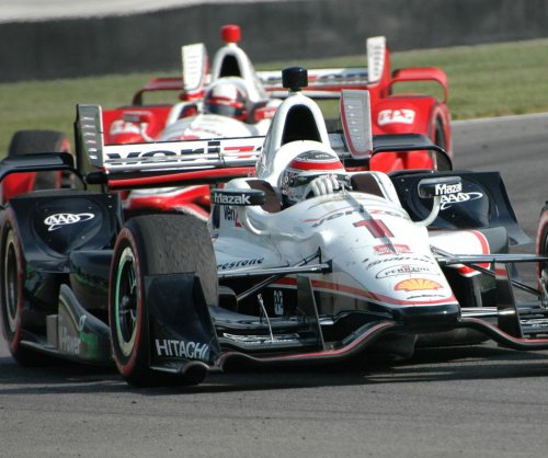Power dominant in Grand Prix of Indianapolis