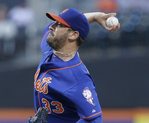 Matt Harvey OK with New York Mets' innings-limiting plan