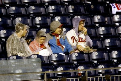 Rainout ends eventful day for Philadelphia Phillies