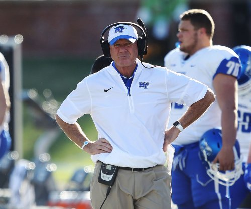 Middle Tennessee State University dismisses two players after animal cruelty incident