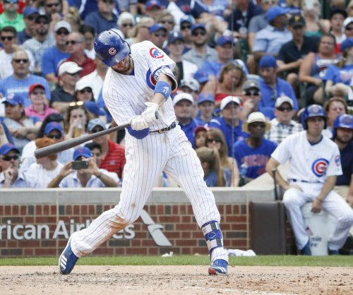 Chicago Cubs ride Kris Bryant's power surge in rout of Pittsburgh Pirates