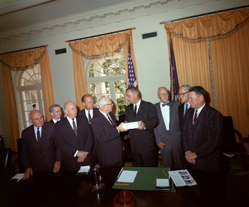 On This Day: Warren Commission report delivered to LBJ