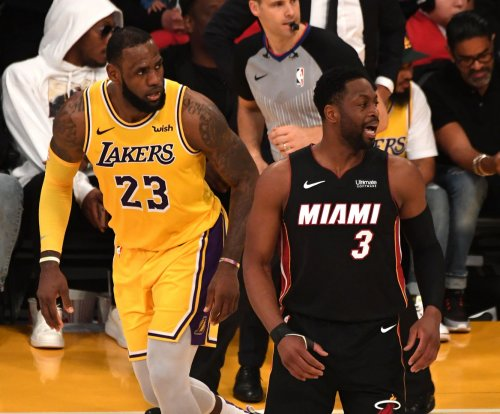 Heat look to remain host as they visit LeBron James, Lakers