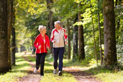 Morning exercise may lower blood pressure for older, obese people