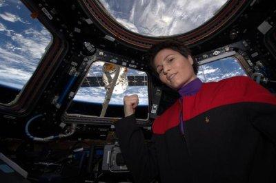 ISS astronaut joins cast of 'Star Trek' fan film