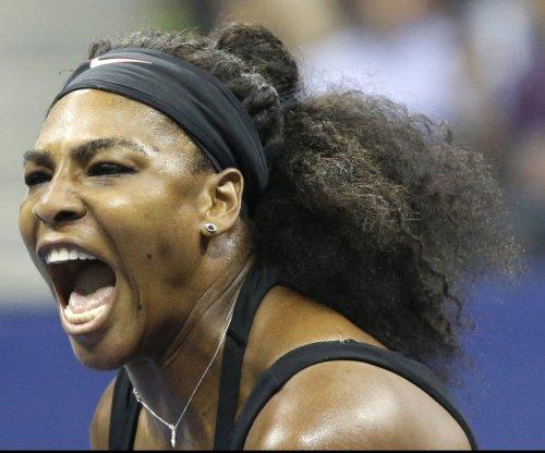 Serena Williams wins first match in Italian Open