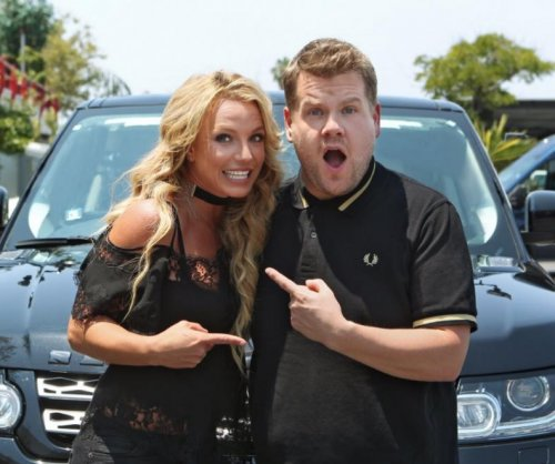 Britney Spears set to star in James Corden's next edition of Carpool Karaoke