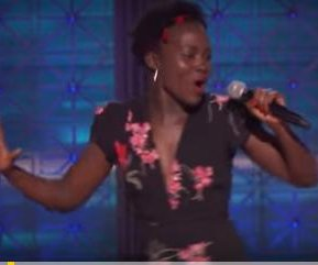 Lupita Nyong'o performs Enrique Iglesias's 'Bailando' in 'Lip Sync Battle' preview