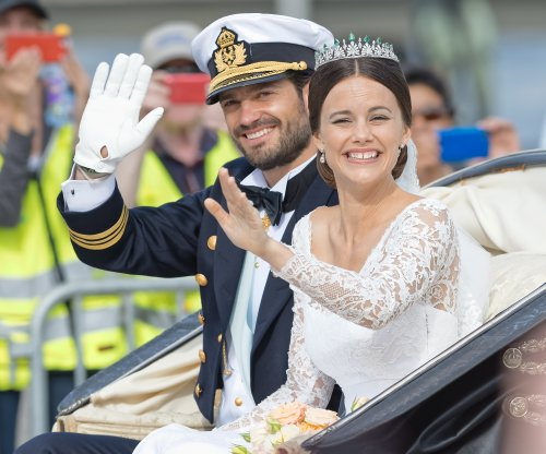 Sweden's Prince Carl, Princess Sophia expecting second child