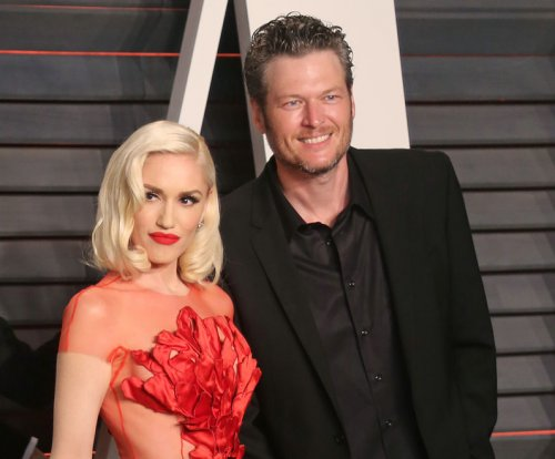 Gwen Stefani says Blake Shelton's ranch inspired Christmas song