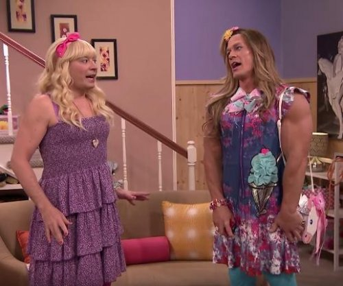 John Cena joins Jimmy Fallon for 'Ew!' on 'Tonight Show'