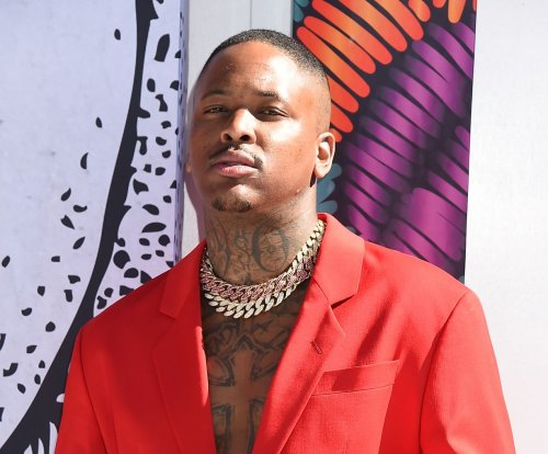 Rapper YG arrested in California on suspicion of robbery