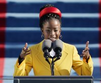 Amanda Gorman, 22, becomes youngest inaugural poet in U.S. history