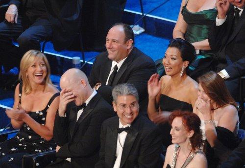 'Sopranos' co-stars pay tribute to Gandolfini