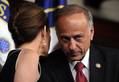 Steve King: Ferguson protesters all share a 'continental origin'