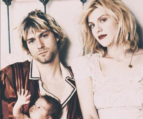 Courtney Love pens emotional message to Kurt Cobain