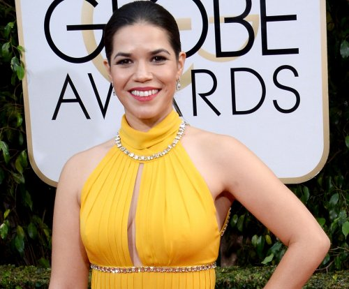 Eva Longoria, America Ferrera joke at the Golden Globes about being mistaken for other actresses
