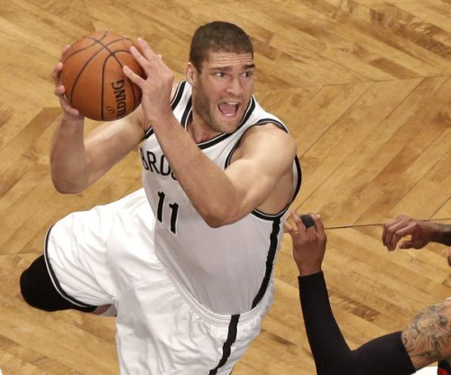 Brook Lopez tips Brooklyn Nets past Denver Nuggets in OT