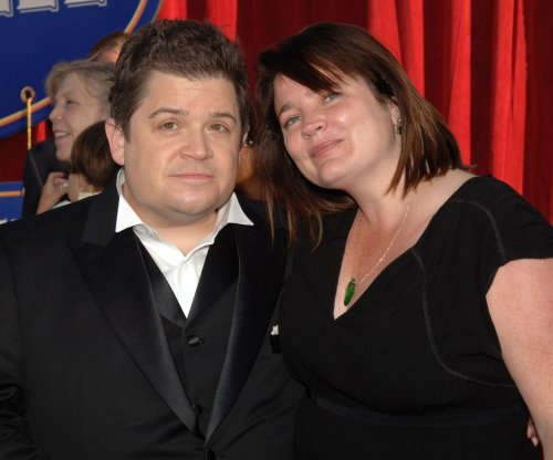 Patton Oswalt honors wife Michelle McNamara: 'She's left a blast crater'