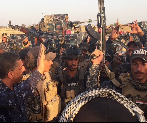 Islamic State preparing for long showdown over Mosul