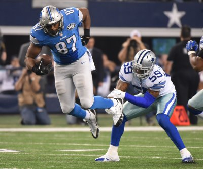 Detroit Lions cut ties with TE Brandon Pettigrew