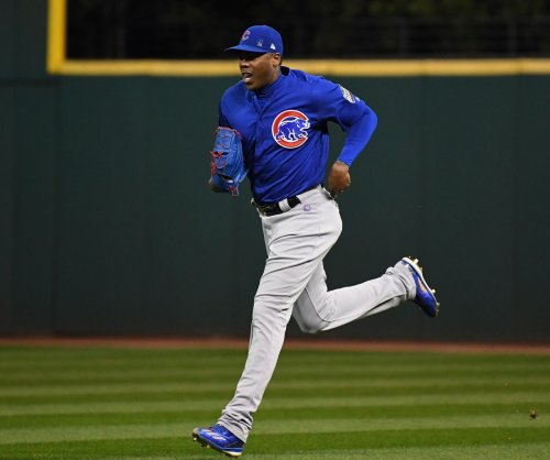 Aroldis Chapman upset with postseason usage by Chicago Cubs