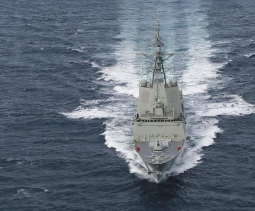 Australia's HMAS Hobart completes sea trials with Aegis