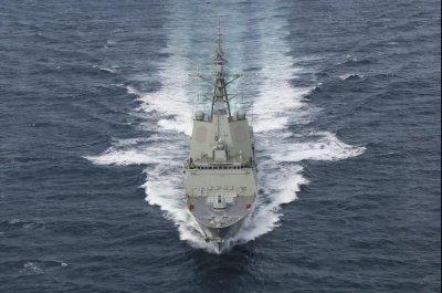 Australia's HMAS Hobart completes sea trials with Aegis