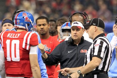 Mississippi coach Hugh Freeze resigns