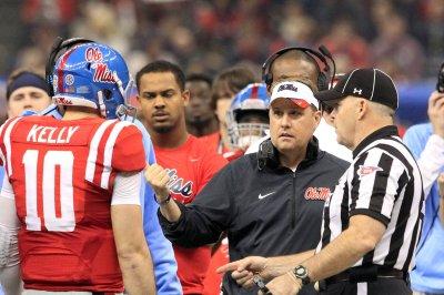 Mississippi coach Hugh Freeze resigns
