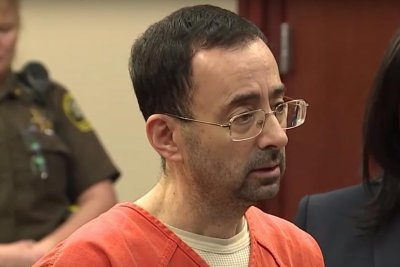 USA gymnastics: Ex-team doctor Larry Nassar pleads guilty to sex charges